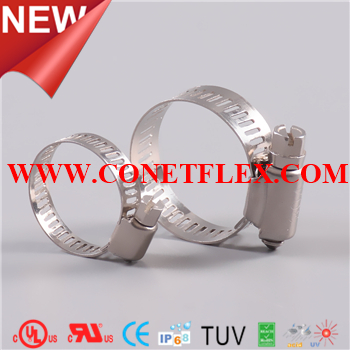 Metal Hose Clamp